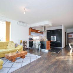 Byt - 112 m2 -  3 izbový so záhradou, Rovinka - Narcisová ulica