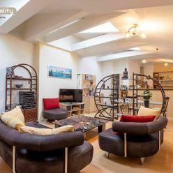 Predaj 3-izbový byt, 96,11 m2, Klariská, Bratislava - Staré mesto, historické centrum