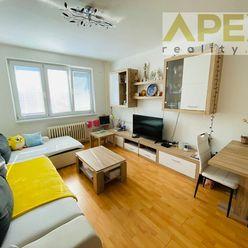 Exkluzívne APEX reality 3i. byt s loggiou na Hlohovej ul., 68 m2, 2x pivnica, zateplenie