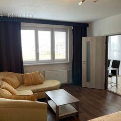 Na prenájom: 1 izbový slnečný byt 41 m2, balkón, Trenčín, ul. 28 októbra