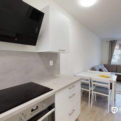 Zariadený 2i byt v projekte ''Rodinné bývanie Zlatovská'', Trenčín