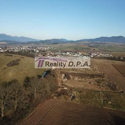 Stavebný pozemok v obci Dolný Kalník