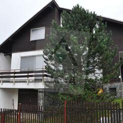 Veľký rodinný dom Terchová /875m2/