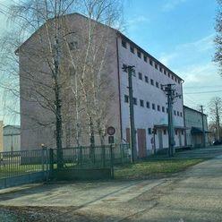 Skladová budova, Galanta - Sládkovičovo