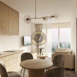 Luxusné apartmány v Nízkych Tatrách