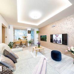 Arvin & Benet | Čarovný 4i byt s predzáhradkou a parkovacím miestom