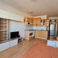 Novostavba: Prenájom 1-izbový byt v BAIV, Karlova Ves ulica Námestie svätého Františka