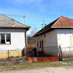 Predaj rodinného dvoj domu 250m2. v obci.Dlhá Ves .okr.Rožnava