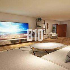 Rezervované - KRÁSNY, priestranný 2-izbový byt s nádherným výhľadom v obľúbenej Bratislavskej mestsk