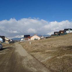 Exkluzívne ponúkame stavebný pozemok v Mlynici pri Poprade.