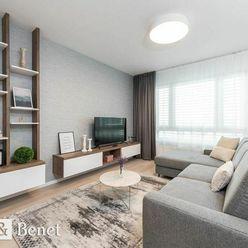 Arvin & Benet | Moderný 3i byt v novostavbe Nuppu