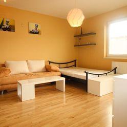Na prenájom zariadený 1-izbový byt v novostavbe
