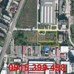 Na predaj veľkoplošný pozemok 8584m² v BB-Radvaň
