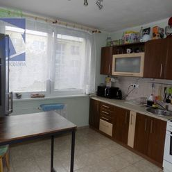 BV REAL Na prenájom 3 izbový byt 76 m2 Bojnice Lúčky BV1017