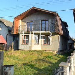 Na predaj veľký rodinný dom v Rudine