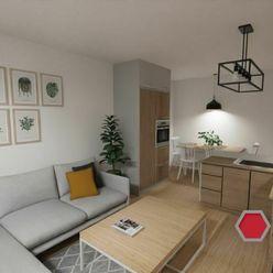 • 1 izbový byt • Trnava