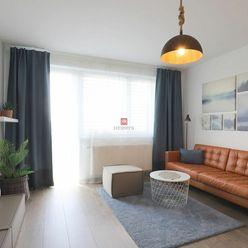 HERRYS - Na prenájom krásny 2 izbový byt  v novostavbe STEIN v Starom Meste, parking
