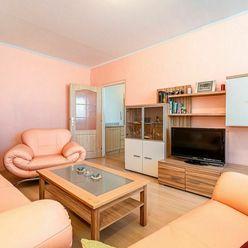 M.NEŠPORA-útulný čiastočne zrekonštruovaný byt s dvomi loggiami, krásny výhľad - PREŠOV