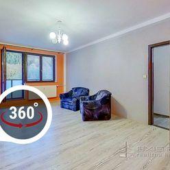 AXIS REAL:: 1-izbový byt, LODŽIA, Stará Ľubovňa, Vyšné Ružbachy