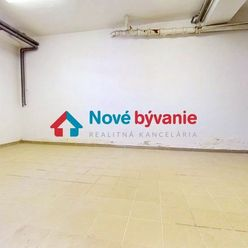 Na prenájom sklad 67 m2 Banská Bystrica - Zvolenská cesta