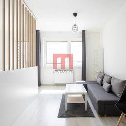 Na predaj príjemný 1,5 izbový byt v novostavbe Petržalské dvory