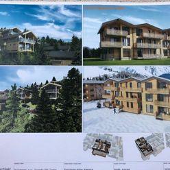 Ponúkame pozemok na výstavbu apartmánových domov - Skalka - Krahule