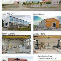 Výrobný areál, Prešov, Petrovany