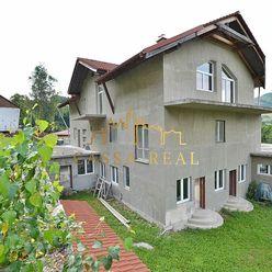 Rodinné sídlo v lone prírody, 3473 m², Ružín - časť Košické Hámre