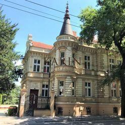 PRENÁJOM KANCELÁRSKYCH PRIESTOROV VO VILLA ŠTEFÁNIKOVA, 139,6 M2, BA - STARÉ MESTO - ŠTEFÁNIKOVA UL.