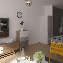 1i byt v novostavbe Zelené Vlčince D.706