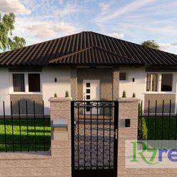 Novostavba 4 izb. rodinný dom len 30 minút od Bratislavy KLASIK 26