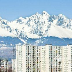 Pre klientov súrne hľadám 3-4-izbové byty s balkónom v Poprade