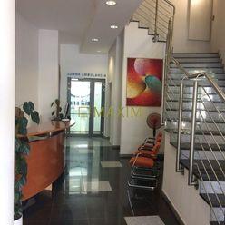 Administratívne priestory o výmere 191,65 m2 na Rajskej 15/A v Bratislave I.