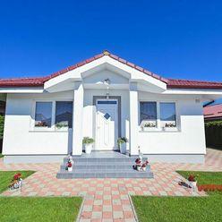Predaj, 4izbový rodinný dom, bungalov, Hrnčiarovce, Trnava