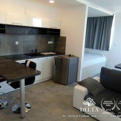 EXKLUZÍVNE - Moderný 1-izbový byt s balkónom na prenájom Poprad