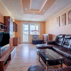 PREDAJ, 3-izbový byt, Levoča, ul. Jozefa Czauczika