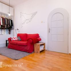 PALÁRIKOVA, apartmán, 125 m2 - HISTORICKÝ, vysoké stropy, MEZONET, tehla, rekonštrukcia
