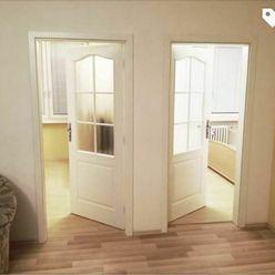 Zariadený veľký byt v centre, tichý, vhodný aj pre rodinu, voľný ihneď, volajte 0917 346296