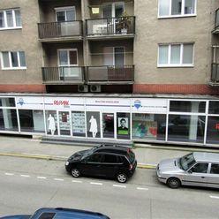Predaj administratívno-obchodné priestory v atraktívnej lokalite – Robotnícka, Nové Mesto BA III