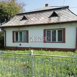 Rodinný dom v obci Svinice.