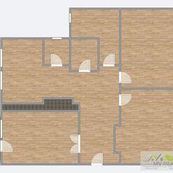 MV REAL Vám ponúka na predaj 3-izbový byt v centre mesta Trnava na ulici Paulínská.