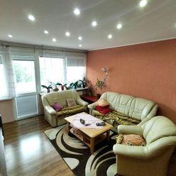 LEN U NÁS - 4 a 1/2 izbový byt s priestrannou jedálňou, Sekčov, ulica Smreková