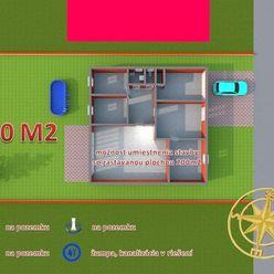 Predaj, stavebný pozemok Lehota, 800 m2