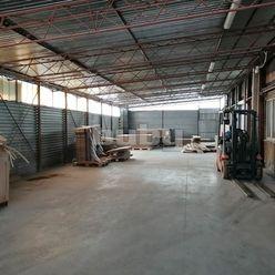 Prenájom skladové priestory 200 m2 Žilina