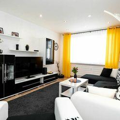 3 izbový kompletne zariadený byt na predaj Sásová