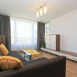 HERRYS - Na prenájom veľký kompletne zariadený 2 izbový byt s garážovým státím a pivnicou v novostav