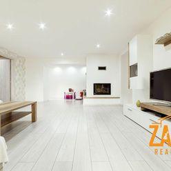 NA PREDAJ   Krásny 5 izbový byt s zimnou záhradou (216m2) - Ivanovce