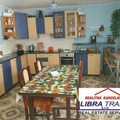 PREDAJ  5-izbový rodinný dom na predaj v obci Čata.