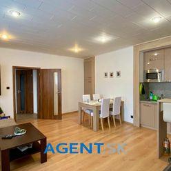 AGENT.SK Na prenájom 2-izbový zariadený byt v Čadci