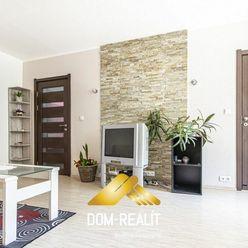 Zrekonštruovaný zariadený 3 izbový byt Dúbravka (Gallayova ulica)